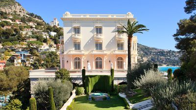 Check out the former Monaco home of Chanel designer Karl Lagerfeld