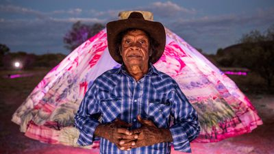 Parrtjima: A Festival in Light illuminates the Outback