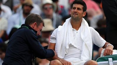 Elbow injury puts end to Serbian tennis star Novak Djokovic's season