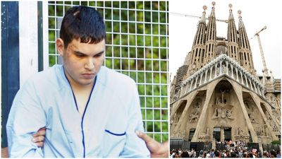 Barcelona suspect says historic church was an intended target