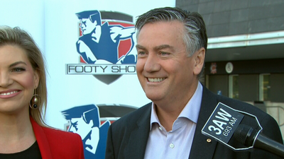 Eddie McGuire to replace Craig Hutchison in Footy Show shake-up