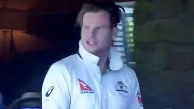 Smith not happy with India claiming catch