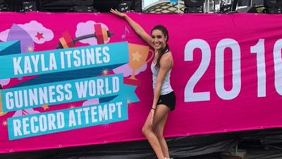 Kayla Itsines reveals her secret insecurity: 'I've tried everything to fix it, trust me'
