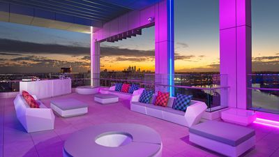 Hotel review: Aloft Perth offers a modern design for the next gen traveler