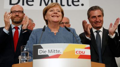 Angela Merkel wins fourth consecutive term as German chancellor