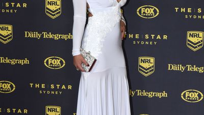 The NRL WAGs that shine at the Dally M