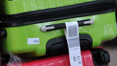Baggage handler charged after swapping passengers' luggage tags