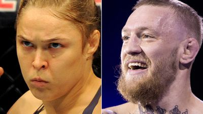 Rousey still a bigger than McGregor: UFC boss