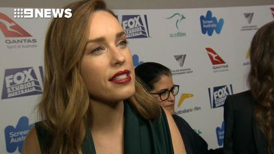 Jessica McNamee opens up about experiencing workplace harassment