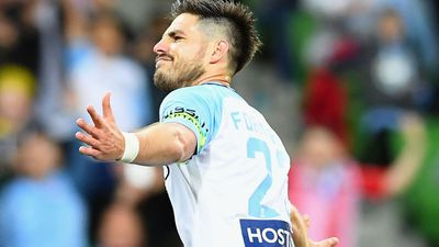 Fornaroli at double in City A-League win