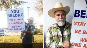 Texan Justin Normand. (Facebook/Justin Normand)