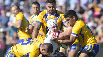 Pulling players from City-Country hurts the game: Eels forward Beau Scott