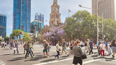 Spring-like weather on the way for Sydney