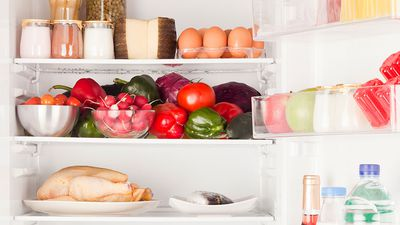 Five ways to freshen a stinky fridge