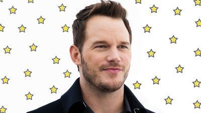 Chris Pratt on hanging in hotel beds with Anna Faris, being hungry, and coming to Australia