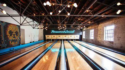 Pinewood Social: Nashville's hottest day drinking spot