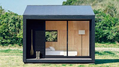 Muji to sell tiny prefab homes for $36K