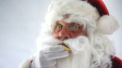 Three reasons Santa is a bad role model for kids
