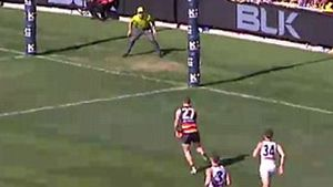 Is this the worst AFL goal miss ever?