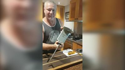 TV host Scotty Cam's love letter to a potato peeler