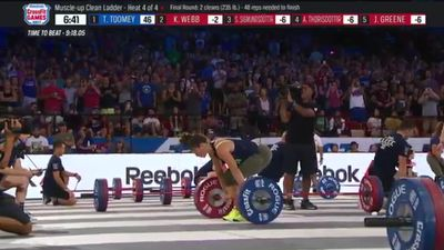 Queensland woman crowned Crossfit Games champion