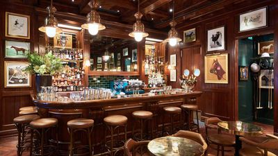 Ralph Lauren brings a touch of USA style to his new London restaurant