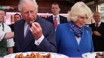 Search for a royal sous chef: Charles and Camilla on the hunt for culinary talent