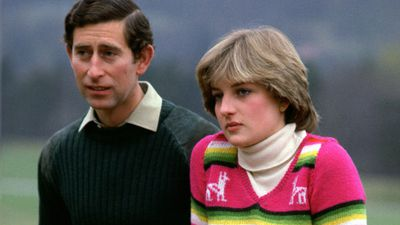 Diana 'cried and ranted' when she found pre-wedding present from Charles to Camilla
