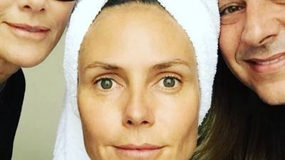 Celebrities Without Makeup: Photos