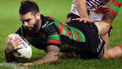 Souths lose Adam Reynolds for a month