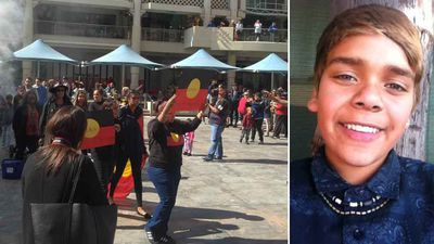 Man not guilty of manslaughter of Kalgoorlie teen Elijah Doughty