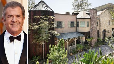 Mel Gibson wants $22M for his Malibu home