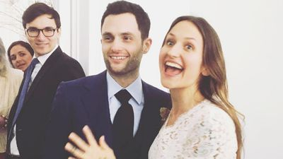Gossip Girl's Penn Badgley secretly marries Domino Kirke, is Lonely Boy no more