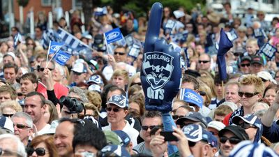 Why the Cats are more than just a footy club to Geelong