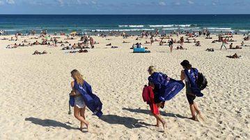 Bondi Beach. (AAP)
