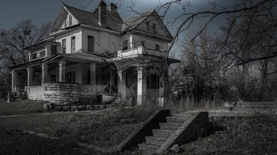 Inside America's most haunted houses