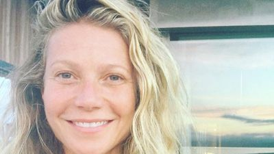 Gywneth Paltrow shares makeup-free selfie on 44th birthday...and more barefaced stars on Instagram