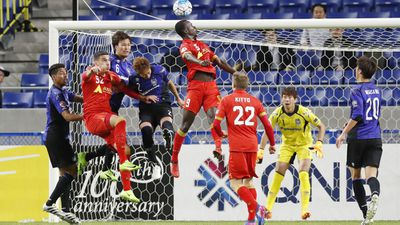 Adelaide United keep Asian Champions League hopes alive after snatching dramatic draw against Gamba Osaka