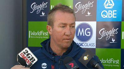Sydney Roosters coach Trent Robinson says Origin duo Blake Ferguson and Josh Dugan needed boundaries