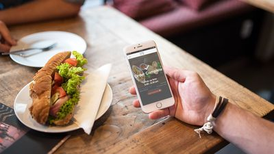 Tinder-style food waste app hooks you up with cheap restaurant leftovers