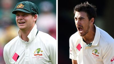 Starc, Smith in close battle for Allan Border medal