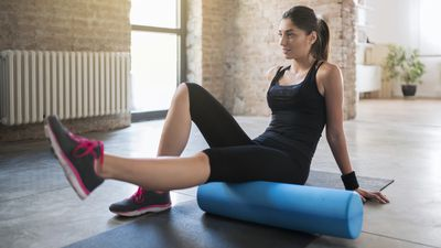 Why every fit person should own a foam roller