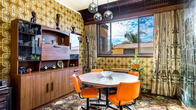 This Adelaide home is a '40s time warp