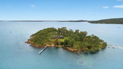 Your own private island in Port Stephens