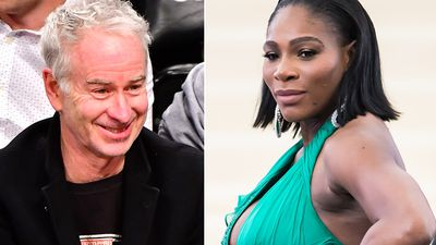Serena Williams fires back over claims she couldn't handle playing against men