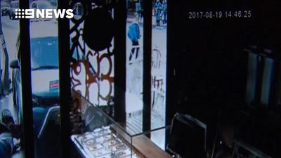 CCTV shows moment car ploughed into Sydney shoppers