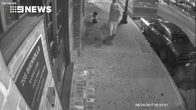 Video captures brutal assault on two tourists in New Orleans