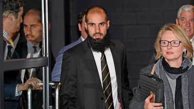 Richmond's Bachar Houli has suspension doubled at AFL Tribunal