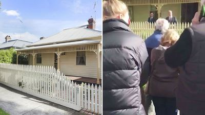 Proportion of Aussie homes going under the hammer on the rise