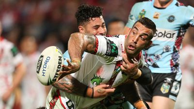 St George-Illawarra Dragons prop Paul Vaughan to miss NRL for a month with calf problem